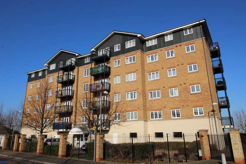 2 Bedrooms Apartment Flat for sale in Baltic Wharf, Clifton Marine Parade, Gravesend, Kent, DA11