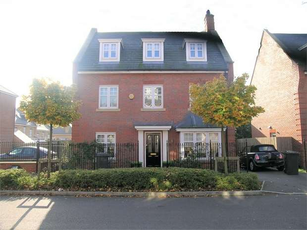 5 Bedrooms Detached House for rent in Tavistock Avenue, Mill Hill