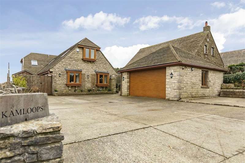 5 Bedrooms Detached House for sale in Kamloops, Haycrafts Lane, SWANAGE, Dorset