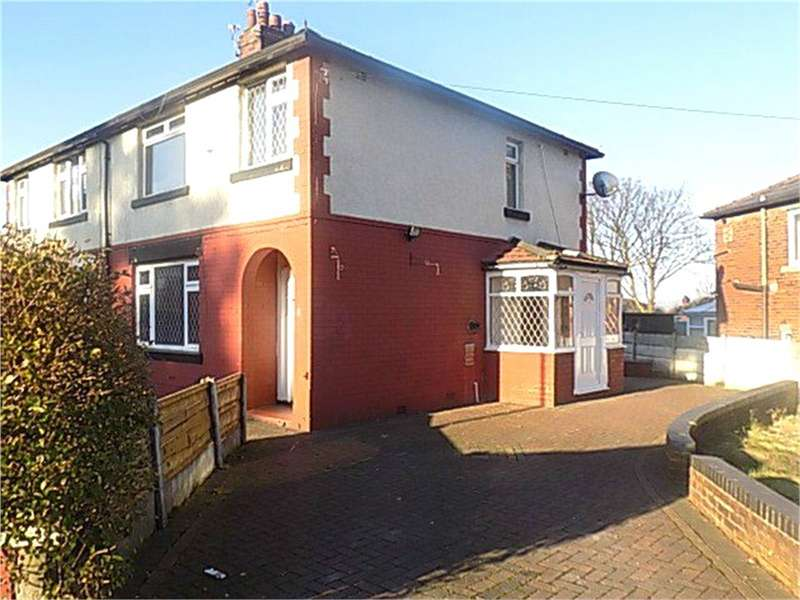 3 Bedrooms Semi Detached House for sale in Carnation Road, Farnworth, Bolton, Greater Manchester, BL4