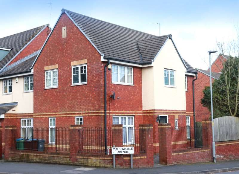 3 Bedrooms End Of Terrace House for sale in Mallowdale Avenue, Manchester, Greater Manchester, M14