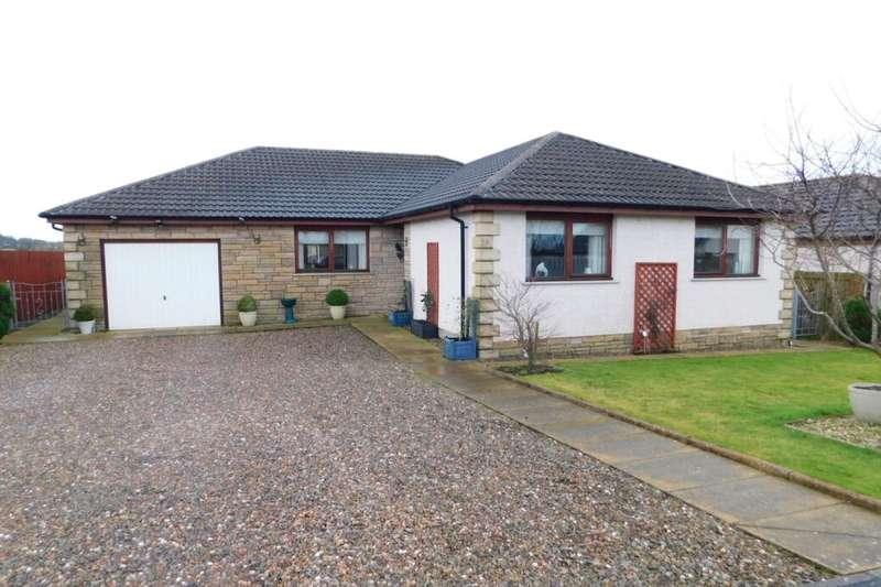 3 Bedrooms Detached Bungalow for sale in George Paul Road, Carnwath, Lanark, ML11