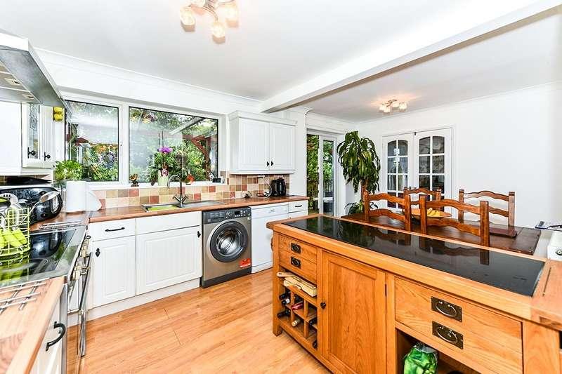 4 Bedrooms Detached House for sale in St. Agnells Lane, Hemel Hempstead, Hertfordshire, HP2