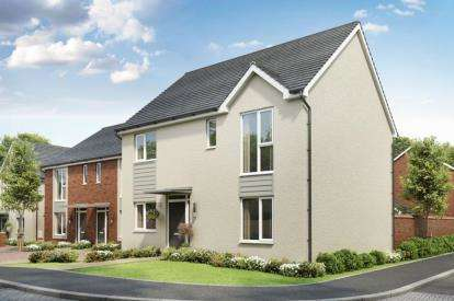 4 Bedrooms Detached House for sale in Weogoran Park, Whittington Road, Worcester