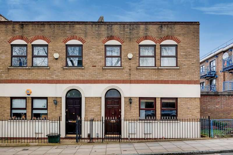 2 Bedrooms House for sale in Sussex Way, London N7
