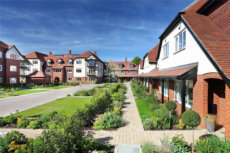 4 Bedrooms Retirement Property for sale in Maryland Place, Townsend Drive, St Albans, Hertfordshire, AL3