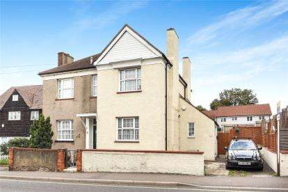 2 Bedrooms Semi Detached House for sale in Kent Road, St. Mary Cray, Orpington