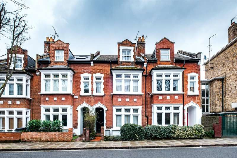 4 Bedrooms Terraced House for sale in Fieldway Crescent, London, N5