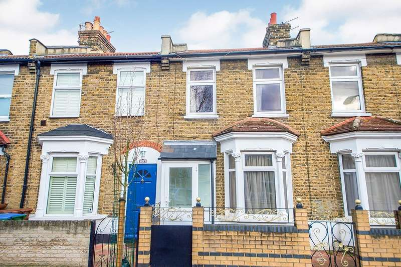 2 Bedrooms House for sale in Odessa Road, London, E7