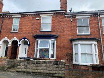 3 Bedrooms Terraced House for sale in Eastbourne Street, Lincoln, Lincolnshire