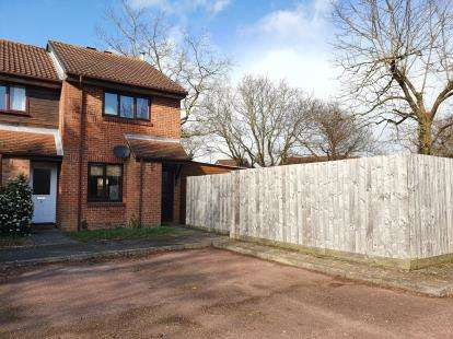 2 Bedrooms End Of Terrace House for sale in Totton, Southampton, Hampshire