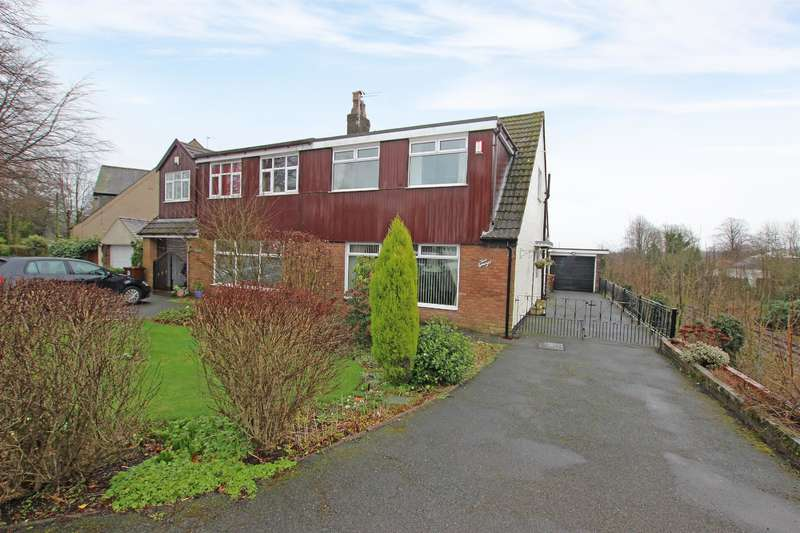 3 Bedrooms Semi Detached House for sale in Pleasington Lane, Pleasington, Blackburn, BB2 5JH