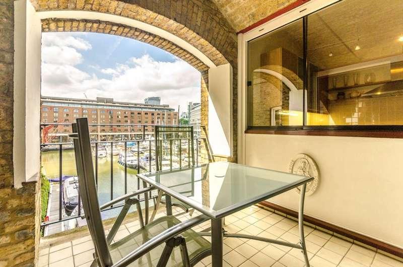 1 Bedroom Flat for sale in Ivory House, St Katharine Docks, E1W