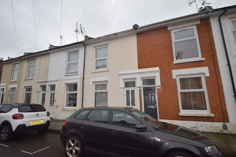 2 Bedrooms Terraced House for sale in Londesborough Road, Southsea, PO4