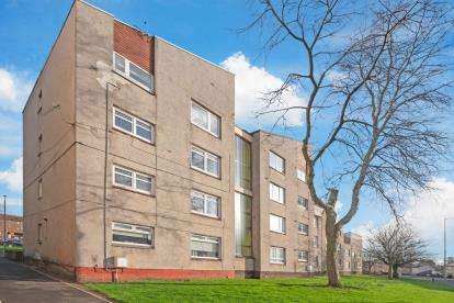2 Bedrooms Flat for sale in Kings Court, Ayr