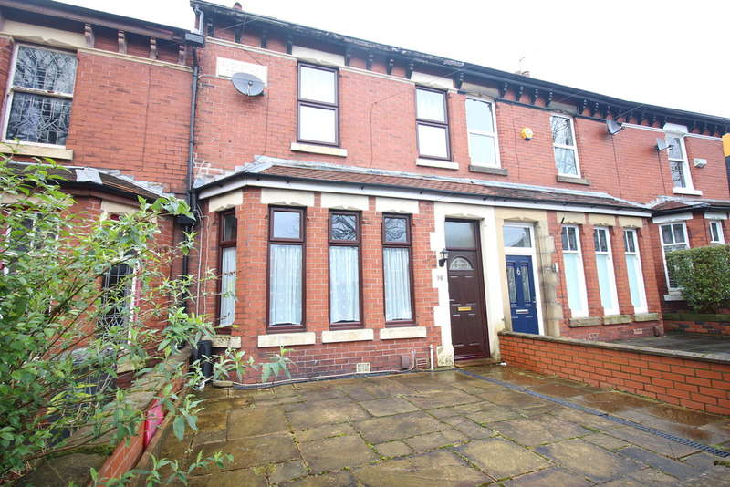 3 Bedrooms Terraced House for sale in Lytham Road, Fulwood
