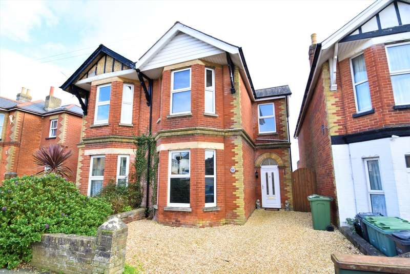 3 Bedrooms Semi Detached House for sale in Swanmore Road, Ryde