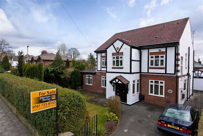 5 Bedrooms Detached House for sale in Ringley Road, Whitefield, Manchester, M45