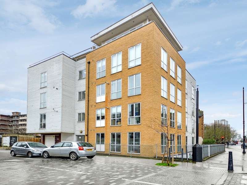 3 Bedrooms Flat for sale in Gernon Road, Bow E3