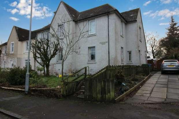 Flat for sale in Lesmahagow Road, Strathaven, Lanarkshire, ML10 6DA