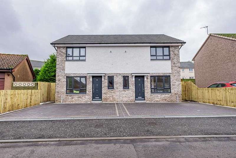 3 Bedrooms Semi Detached House for sale in Kirkland Drive, Denny