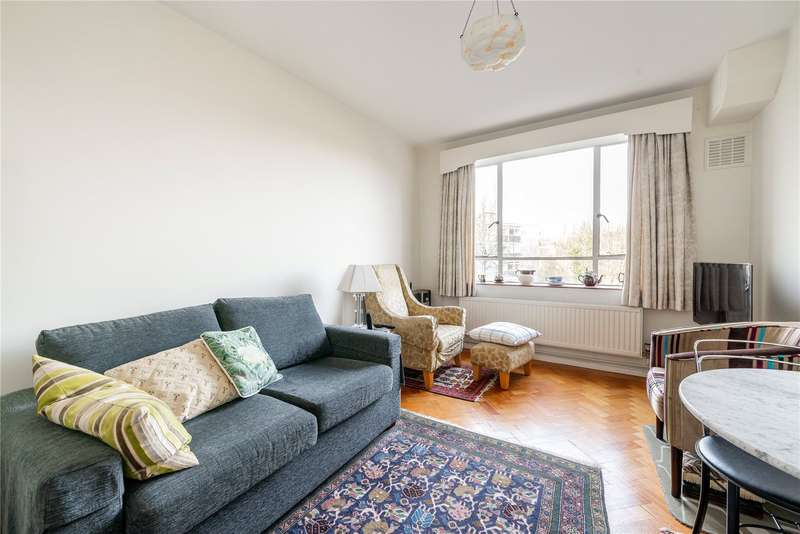1 Bedroom Flat for sale in Crescent Court, Crescent Road, N8