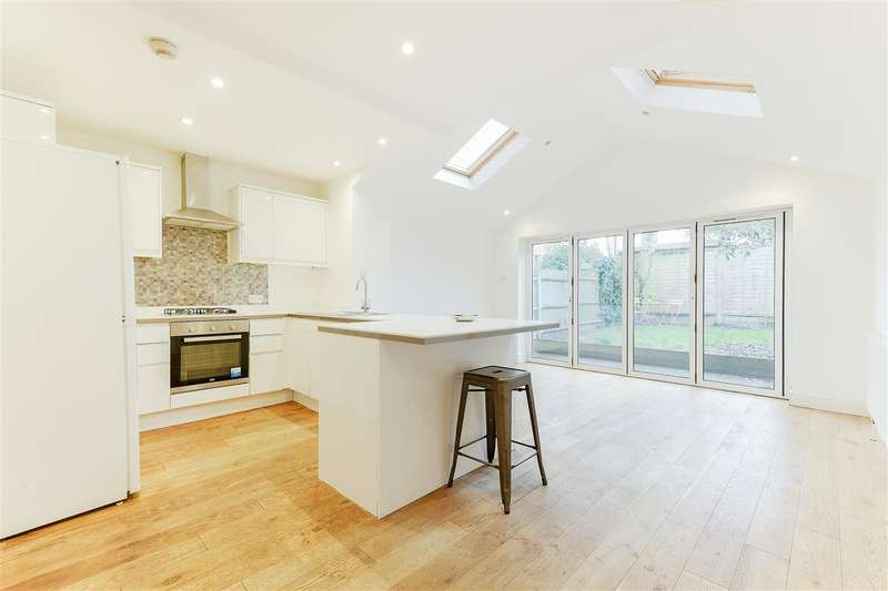4 Bedrooms Terraced House for sale in Dover House Road, Putney