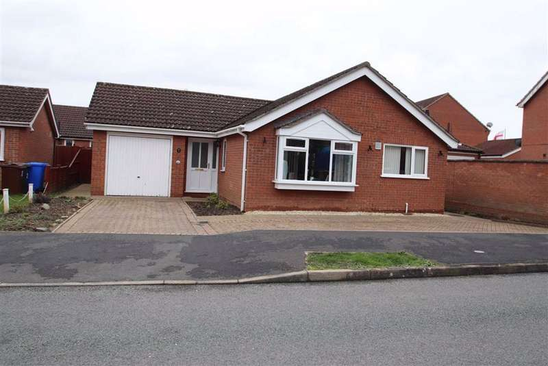2 Bedrooms Detached Bungalow for sale in Fairfax Close, Boston