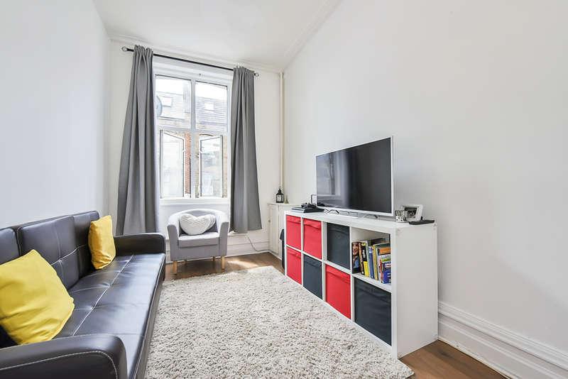 2 Bedrooms Flat for sale in Harrow Road, Kensal Green