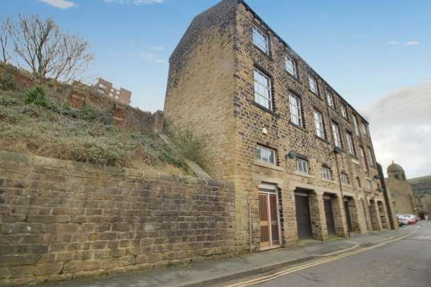 Terraced House for sale in Hollins Mill, Sowerby Bridge, West Yorkshire, HX6 2RG