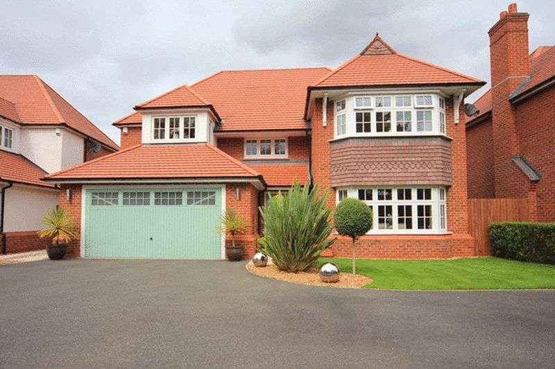 4 Bedrooms Property for sale in Lunts Heath Road, Cronton, Widnes, WA8