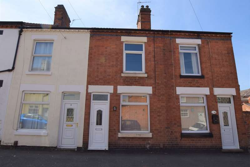 2 Bedrooms Terraced House for sale in Charles Street, Hinckley LE10
