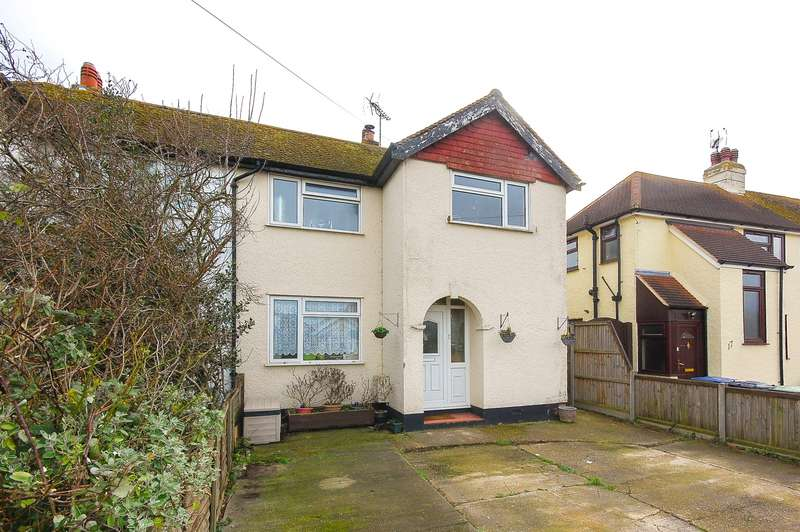 3 Bedrooms Semi Detached House for sale in Poplar Drive, Herne Bay