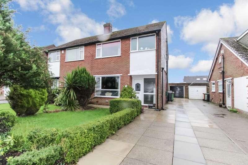 3 Bedrooms Semi Detached House for sale in Neston Avenue, Bolton