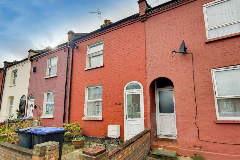 2 Bedrooms Terraced House for sale in Woodheyes Road, Neasden