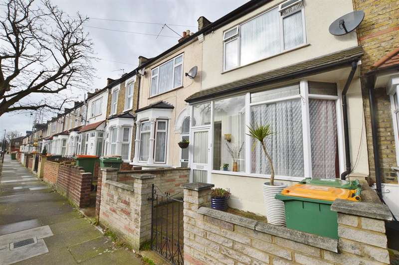 2 Bedrooms Terraced House for sale in Kingsland Road, Plaistow, London, E13 9NT