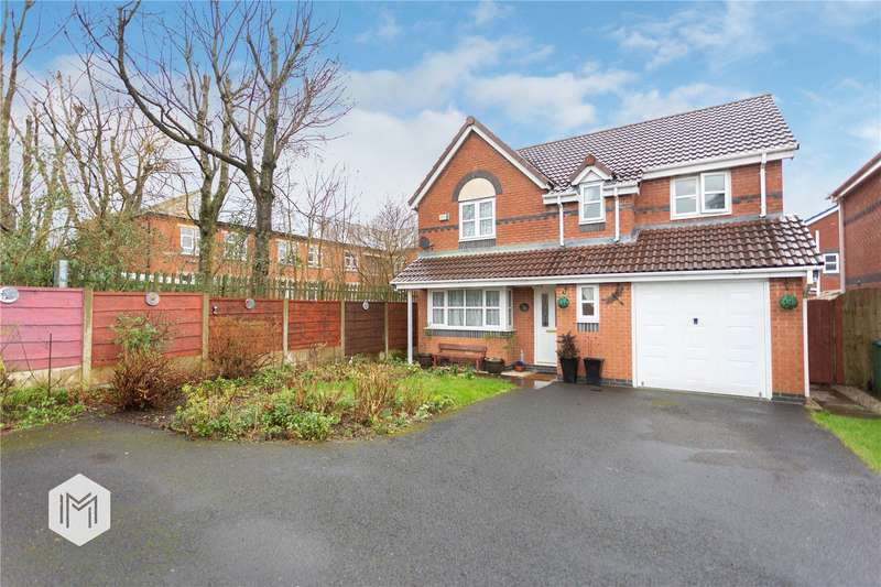 4 Bedrooms Detached House for sale in Finchley Close, Bury, Greater Manchester, BL8