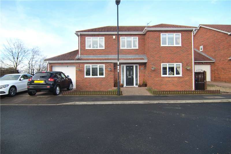 3 Bedrooms Detached House for sale in Premier Court, Trimdon Station, Durham, TS29