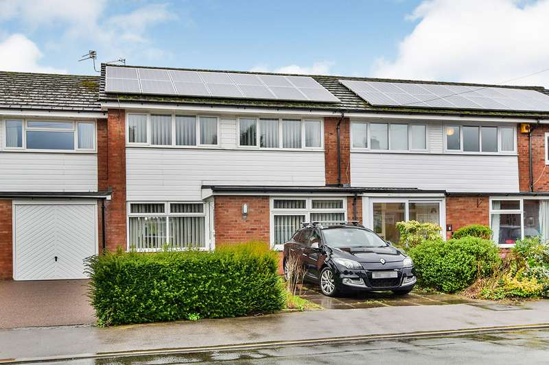 3 Bedrooms Semi Detached House for sale in Berwick Avenue, Heaton Mersey, Stockport, Greater Manchester, SK4