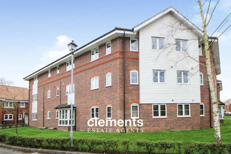 2 Bedrooms Flat for sale in Wharf Way, Hunton Bridge