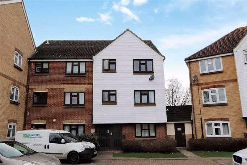 1 Bedroom Flat for sale in Redmayne Drive, Chelmsford