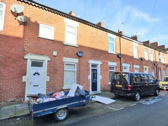 3 Bedrooms Terraced House for sale in Salisbury Road, Preston, Lancashire, PR1 8PS