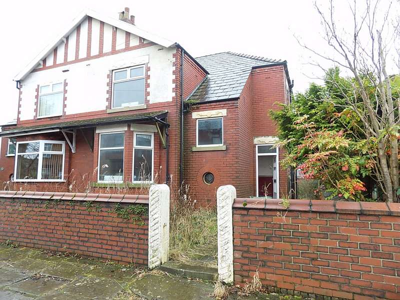 3 Bedrooms Semi Detached House for sale in Pilkington Street, Hindley, Wigan, Greater Manchester, WN2