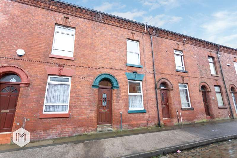 4 Bedrooms Terraced House for sale in Jauncey Street, Bolton, BL3
