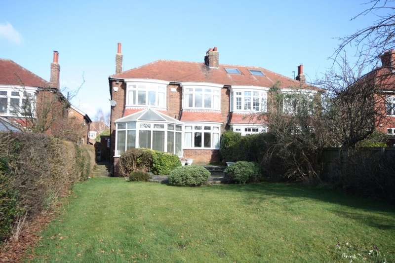 4 Bedrooms Semi Detached House for sale in West End, Guisborough, TS14