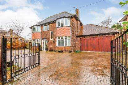 4 Bedrooms Detached House for sale in Washway Road, Sale, Cheshire, Greater Manchester