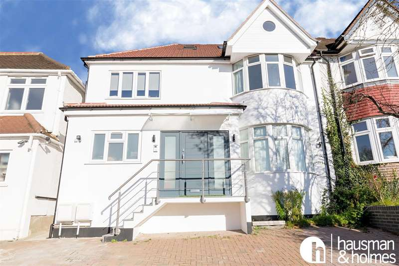 5 Bedrooms Apartment Flat for sale in St. Marys Crescent, NW4