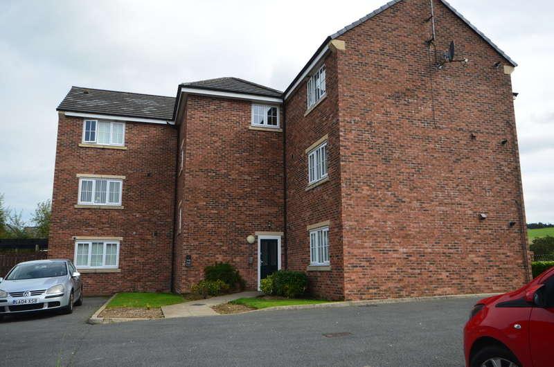 2 Bedrooms Flat for sale in Lawson Court, Woodland Court, Darwen