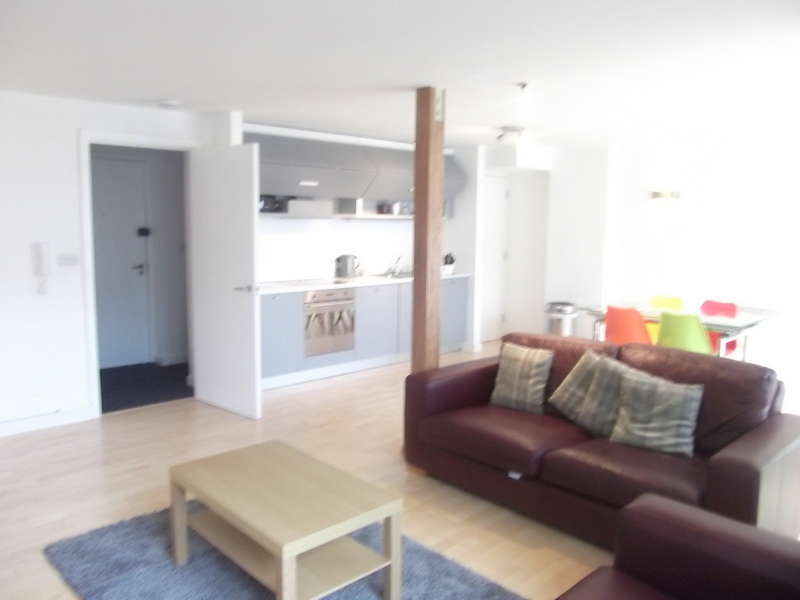 2 Bedrooms Flat for rent in Turbine Hall, Electric Wharf, Coventry