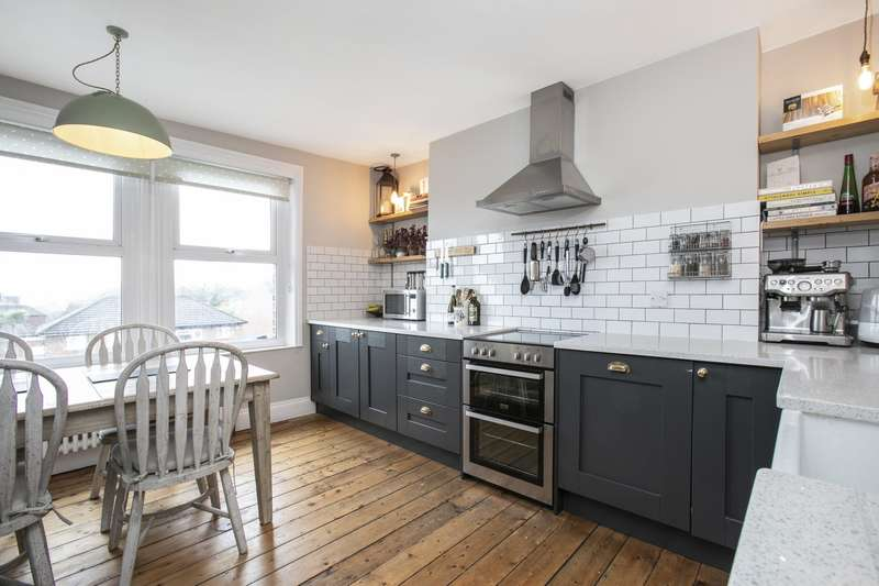 2 Bedrooms Apartment Flat for sale in Anerley Road, Anerley